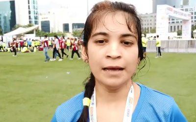Megha Bhanushali, Housewife