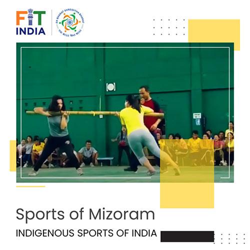 Sports of Mizoram