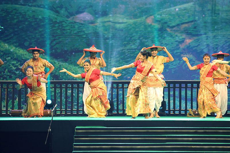 Pahari Dance