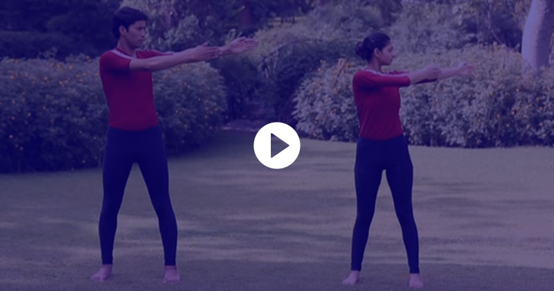 Common Yoga Protocol- Manipuri