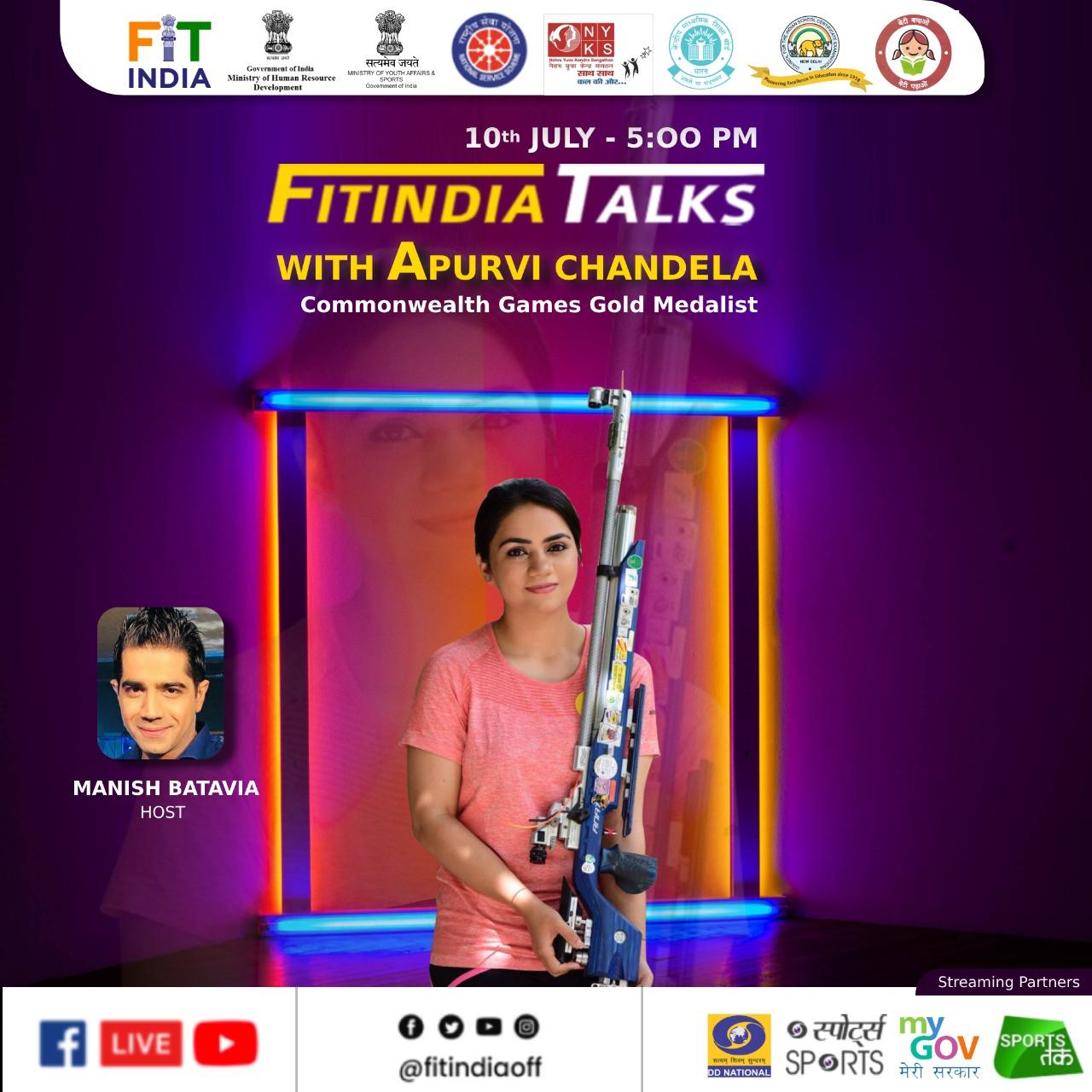 Fit India Talks