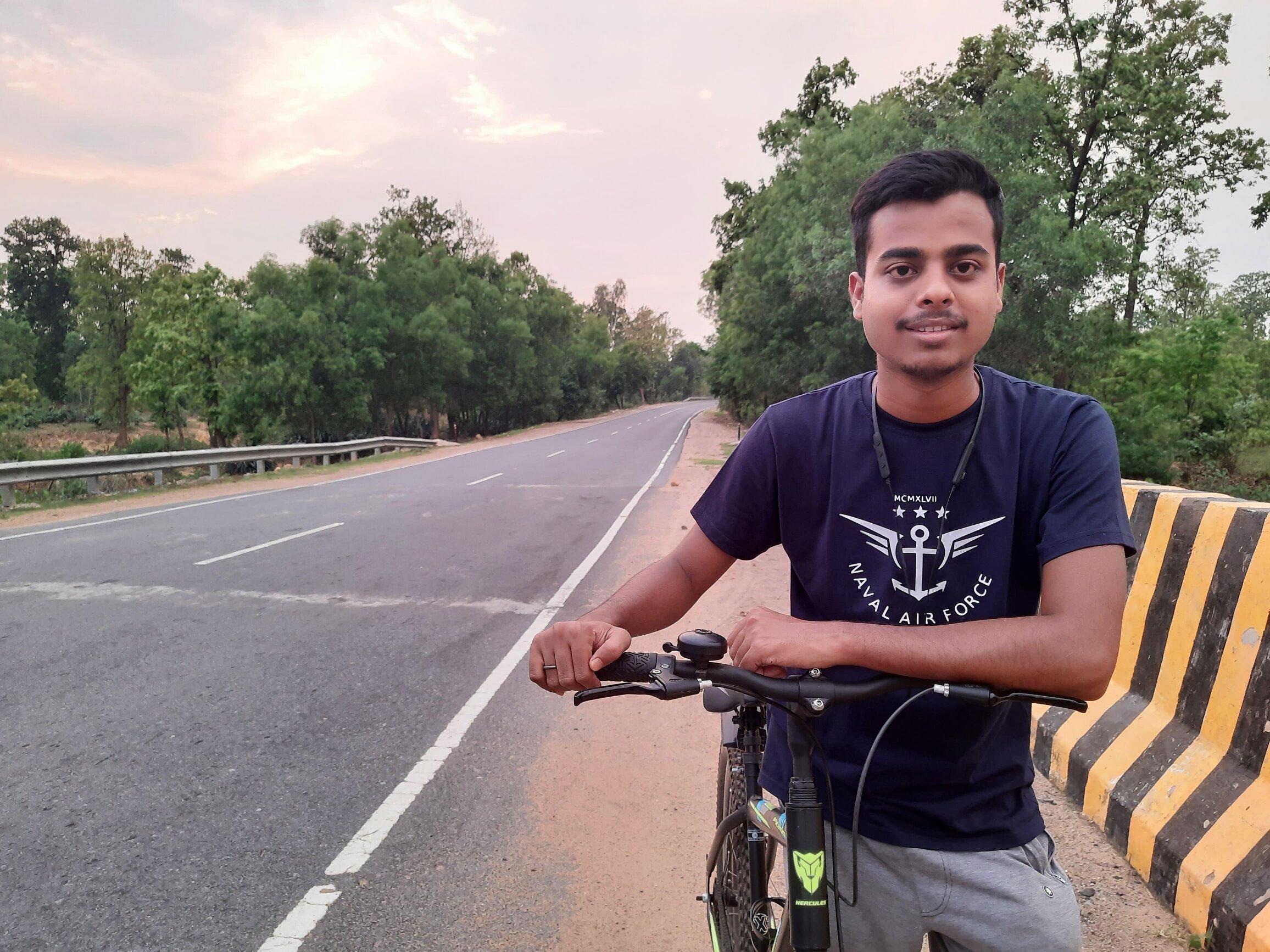 Aadarsh Yadav